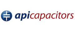 API Capacitors logo