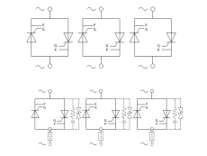 Fully Controlled Voltage Regulator by GD Rectifiers
