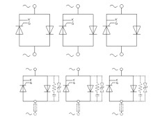 Half Controlled Regulator by GD Rectifiers