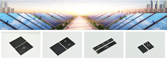 Anysolar Products by GD Rectifiers