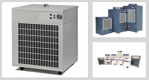 Applied Thermal Control Air Blast Coolers and Chillers Image