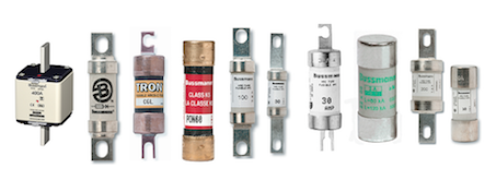 Bussmann IEC and British Standard Fuses by GD Rectifiers