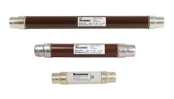 Bussmann Medium Voltage Fuses by GD Rectifiers
