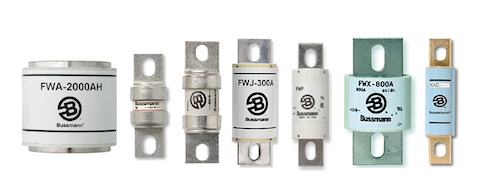 Bussmann North American Fuses by GD Rectifiers