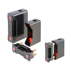 Bussmann Industrial Red Spot Fuse Holders by GD Rectifiers