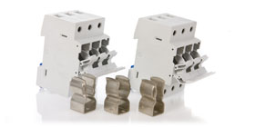 Fuse Mountings by GD Rectifiers
