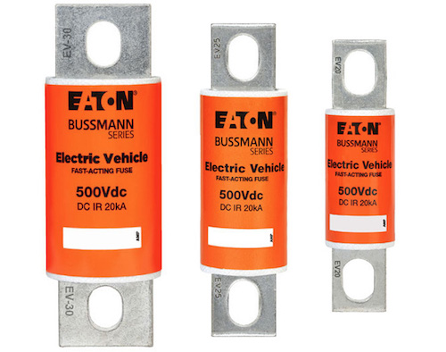 Eaton Bussmann Electric Vehicle Fuses by GD Rectifiers
