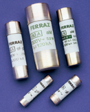 Ferraz Shawmut Cylindrical Fuses by GD Rectifiers