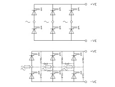 Three Phase Fully Controlled Bridge Rectifier B6C by GD Rectifiers
