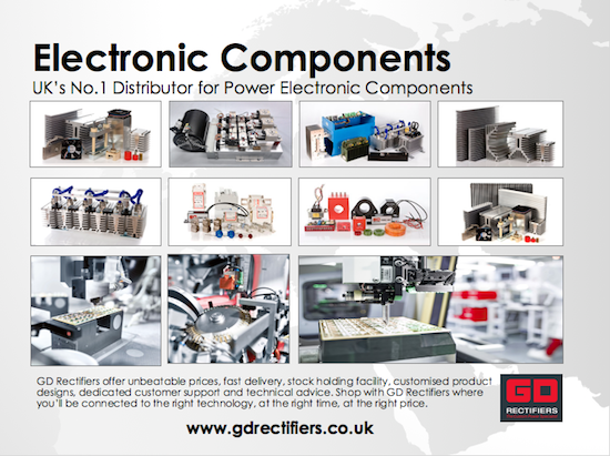 GD Rectifiers Electronic Components