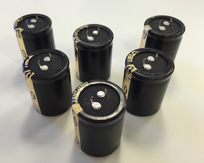 Low Temperature Capacitors