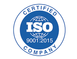 ISO 9001:2015 Quality Management System by GD Rectifiers