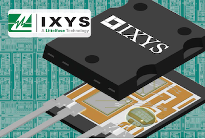 IXYS Integrated Circuits Littelfuse Image by GD Rectifiers
