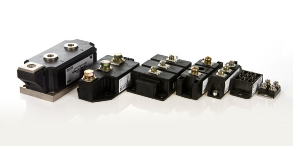 IXYS Diode & Thyristor Modules