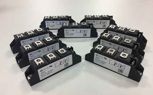 IXYS Modules by GD Rectifiers
