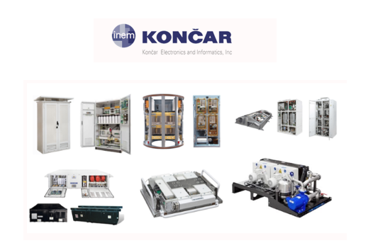 KONČAR Traction Converters and Subsystems by GD Rectifiers