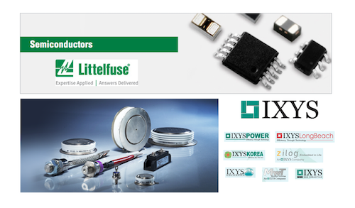 Littelfuse Acquires IXYS Corporation