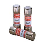 Littlefuse KLQ Series Midget 10x38mm Fuse by GD Rectifiers
