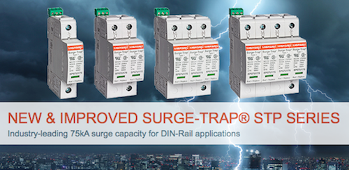 Mersen's Surge Protection Solutions by GD Rectifiers