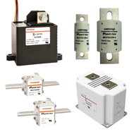 Mersen DC Current Protection Solutions for Electric Vehicles