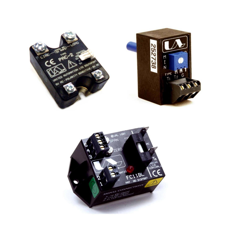 Power Assemblies Firing Circuits Trigger Modules Gd Rectifiers Scr Triggering Circuit Burst