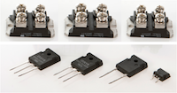 MOSFETs by GD Rectifiers