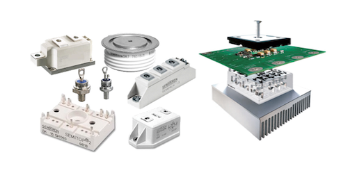 Semikron Product range by GD Rectifiers
