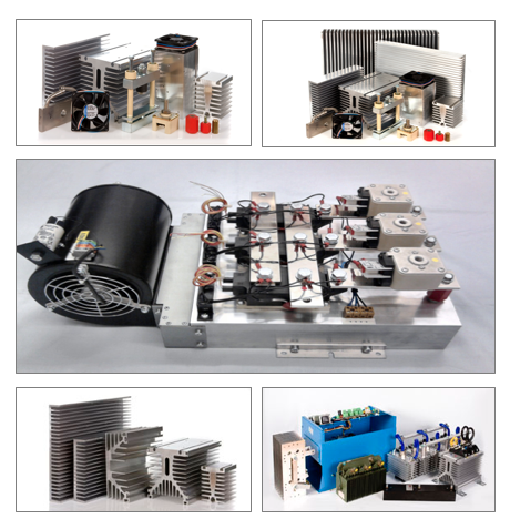 Selecting Efficient Heatsinks by GD Rectifiers
