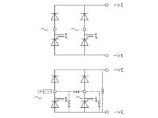 Single Phase Half Controlled Bridge B2HA by GD Rectifiers